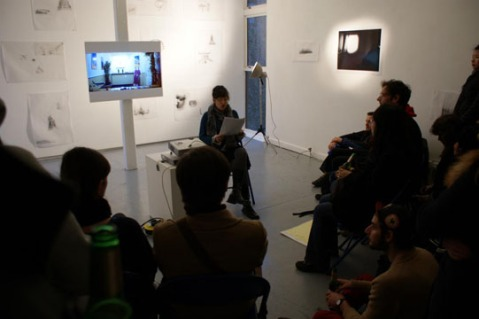 documentation of Point of Departure event